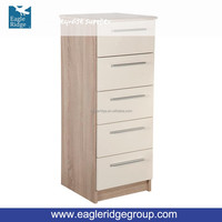 2016 Chester 5 Drawer Slim Chest Cabinet