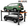 3600KG 4 Post Hydraulic Car Lift For Sale