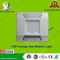 Top quality in different color led canopy lights for petrol station