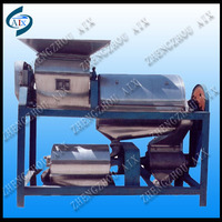 7t/h tomato processing machine/tomato seeds separator machine