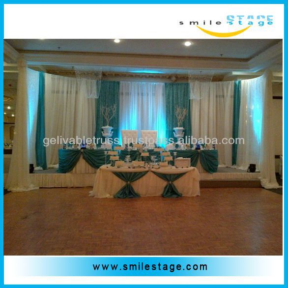 used pipe and drape for sale for stage drapery/ curtains