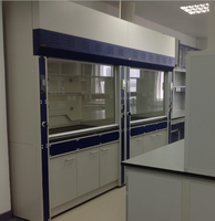 Kenton new design Fume Hood full stainless steel for laboratory SW-T2