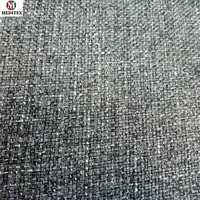 100% polyester sofa fabric LINEN LOOK Fabric Upholstery Fabric MDLL079