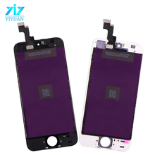 High quality Lcd Assembly for iPhone 5S SE Screen with Touch Digitizer Assembly lcd