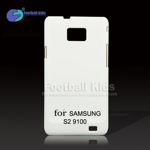Wholesales for samsung Galaxy S2 i9100 3D sublimation blank case