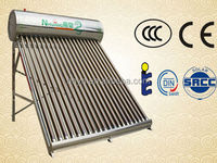2014 New Products Stainless Steel Solar Energy System Solar Water Heater.Solar Water Heater