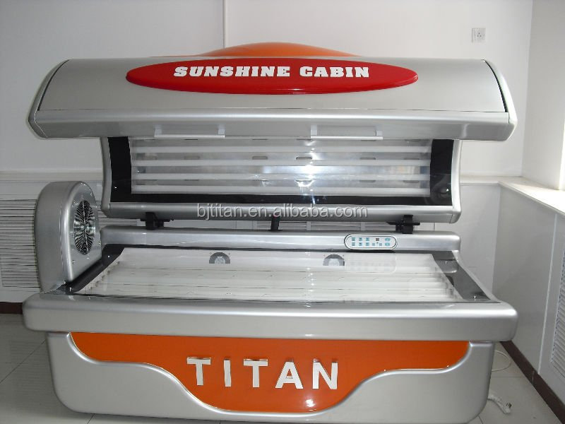 latest,modern and convenient tanning bed spray tan machine