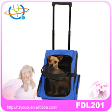 Oxgord Soft-Sided Foldable Comfort Polyester Original Open Top Pet Carrier Crates