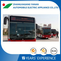 Rolling text message with E-MARK certification 24dot matrix bus Led destination display system