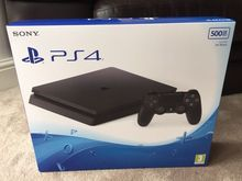 Sales For Play Station 4 Slim Ps4 pro/xbox 1TB ( Latest Model) + 10 GAMES & 2