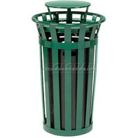 Cast Iron Metal Folding Garbage Can