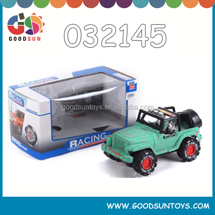Electric universal crack open jeep with light and music kids battery powered open jeep small open car for children 032145