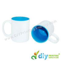 Colour Mug (Inner Blue)