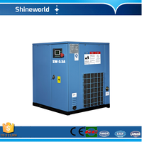 screw air compressor 5.5 KW made in china