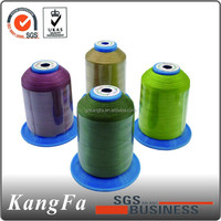 Good quality polyester sewing thread wholesale for high art leather bag