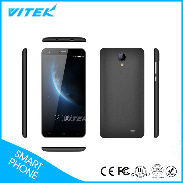 5.5 inch Quad Core IPS Screen Android Active Dual SIM Slim Phone