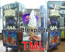 fried/stirring ice cream machine tml550-929 five color,ice cream machinery manufacturer