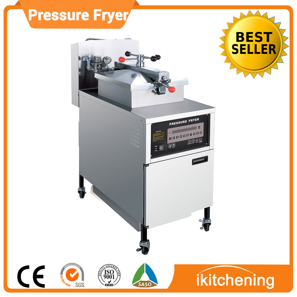 Henny Penny Electric Pressure Fryer PFE-600 Broaster Chicken Fryer