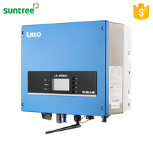 5 Years Warranty 2KW Grid Tie PV Solar Inverters DC to AC Inverter 110V/220V Single Phase