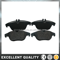 for mercedes W207 oem brake pads rear A0064206120