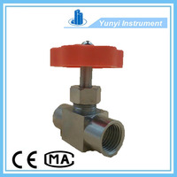 air flow control valve regulating angle needle valve pressure reduce stem gate valve