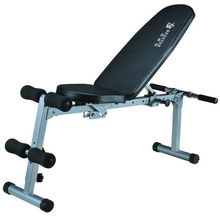 BEST JS-006DA ABDOMINAL BENCH 2014 new weight lifting equipment upper body exercise foldable bench