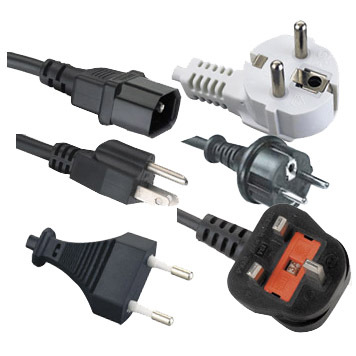 bulk extension cord, electrical power cable, power plugs