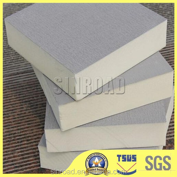 Basalt Fabric Faced Polyisocyanurate PIR Board Insulation
