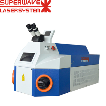 Desktop and portable portable jewelry laser welding machine gold laser welder for jewelry and dental