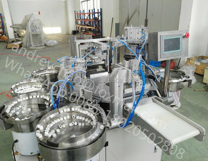 Automatic assembly machine(ISO9001:2000,CE,2018 new design)
