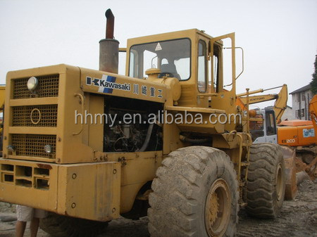 hot hot sale of used Kawaski KLD85Z front loader fob shanghai for sale