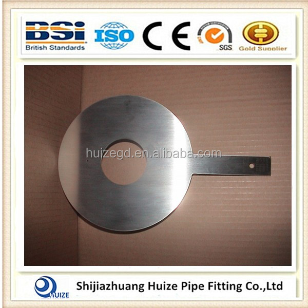 class 150 flange spade and spacer