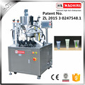 CE Standard Semi Automatic Tube Filling And Sealing Machine For Ointment And Cosmetic