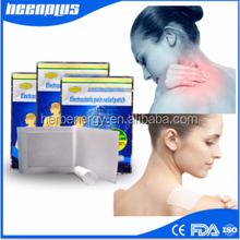 China hypoallergenic Innovative Products japanese pain relief patches