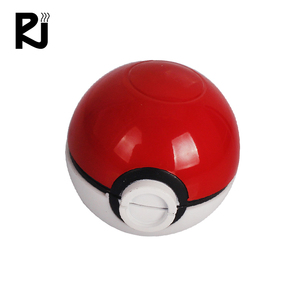 Wholesale Herb Grinder Manufacturer Metal Tobacco Pokemon grinder