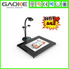 Visual Presenter 5mp usb portable document camera scanner for meeting teaching presentation