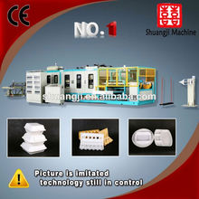 Latest technology plastic food containers sealing machine