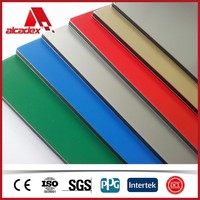 insulated aluminum composite panels wall curtain