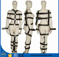 fetish fantasy sex harness, adult couple adjustable bondage Supplier's Choice