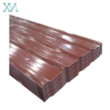 Aluminum corrugated roofing sheets