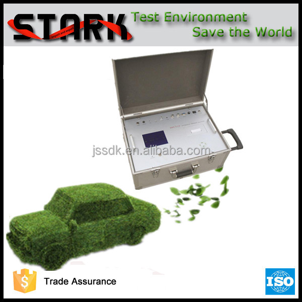 SDK-HPC518 measuring tools petrol and diesel exhaust gas analyzer automobile emission testing equipment
