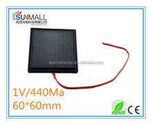 Sunpower Solar Panel with Plastic Casing and Wire
