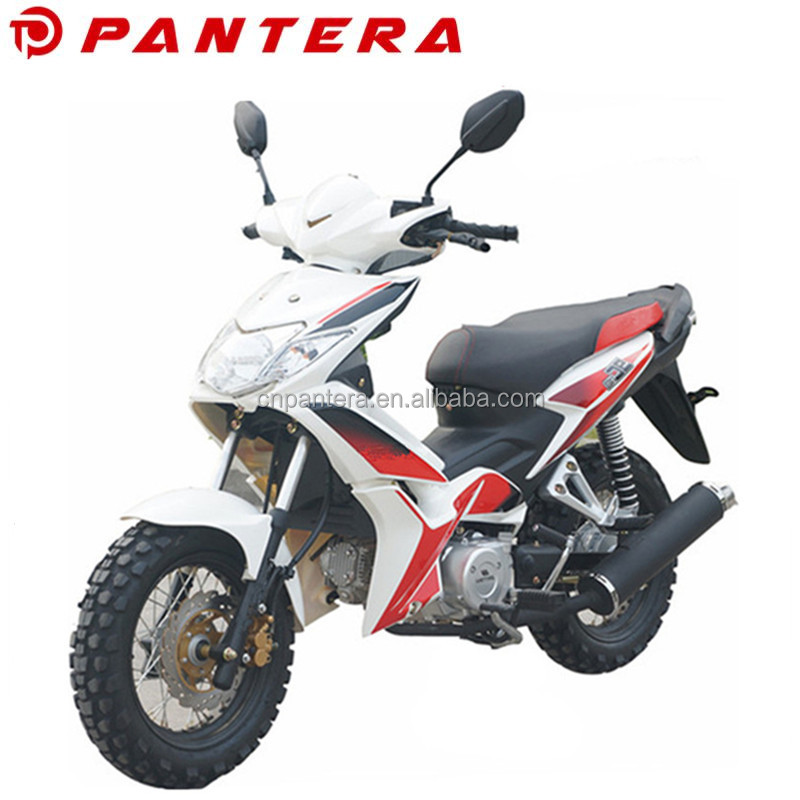 Chinese Super Cub Gasoline Motocicleta 110cc Mini Dirt Bike For Cheap Sale