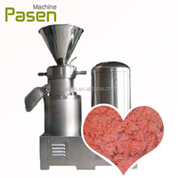 Stainless steel bone paste grinding machine / meat and bone grinding machine