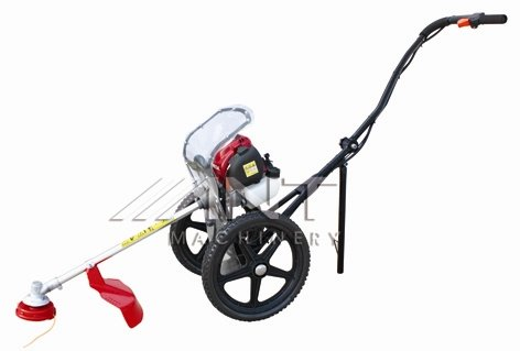 Brush cutter On Wheel ANT35 hand push brush cutter with wheels