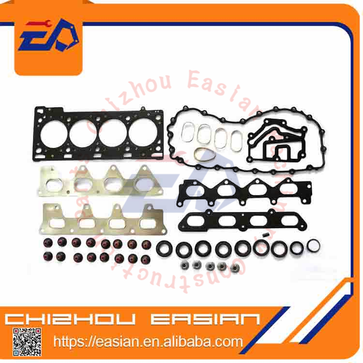 F4R F4P Cylinder Head Gasket Set for RENAULT LUGUNA MEGANE overhaul full gasket kit # 7701471278 7700108254 93160143