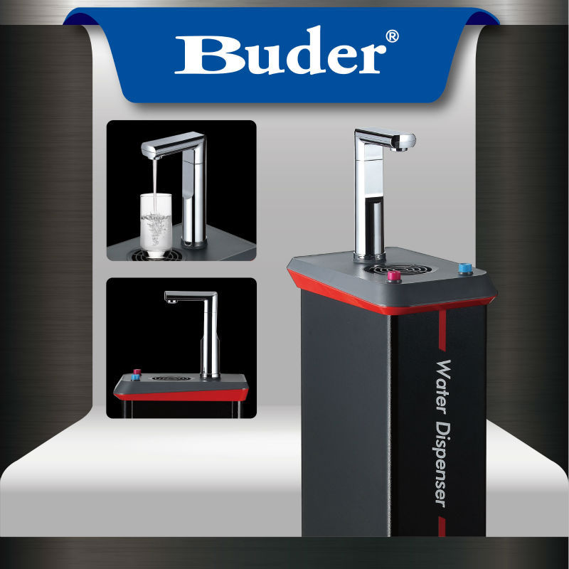 [ Taiwan Buder ] Stand installation CE certification hot and cold water dispenser