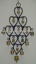 brass wall bell A2-800 ,wind chime for home decoration & souvenir gifts(E347)