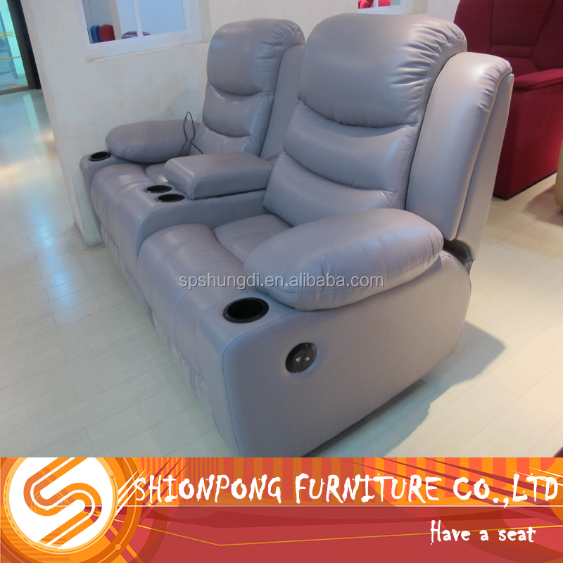 Top selling theater sofa massaged Electric Recliner Sofa