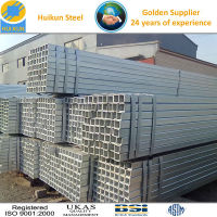 square hollow section rectangular steel tube